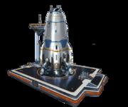 Cohete de Escape Neptuno