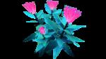Arbusto Voxel