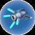 Cañón de propulsión
