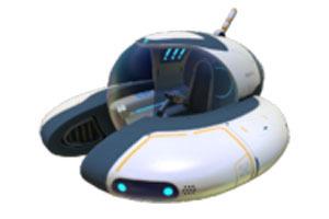 subnautica vehículos