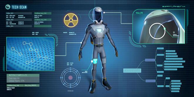 traje anti radiación subnautica,como conseguir el traje antiradiacion subnautica